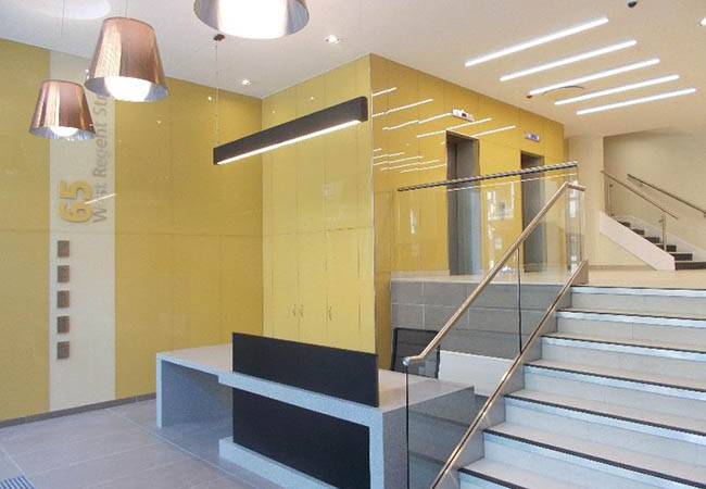 glasgow 01 - Case Study: Office Refurbishment