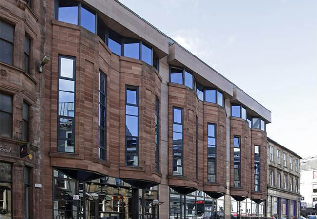 glasgow 03 - Case Study: Office Refurbishment