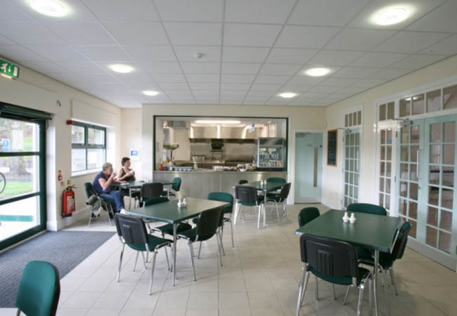 community centre 03 - Case Study: Refurbishment of Community Centre