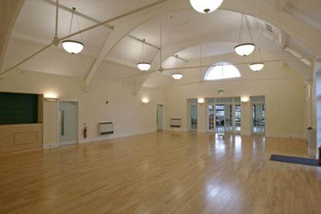 floral hall interior 450x300 - Portfolio - Floral Hall