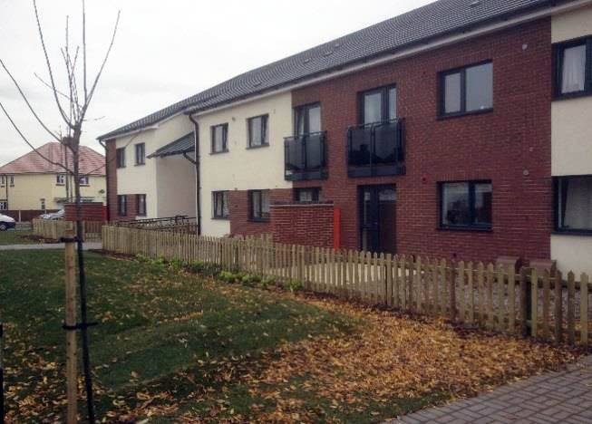 penkridge 02 - Case Study: Flat Refurbishment